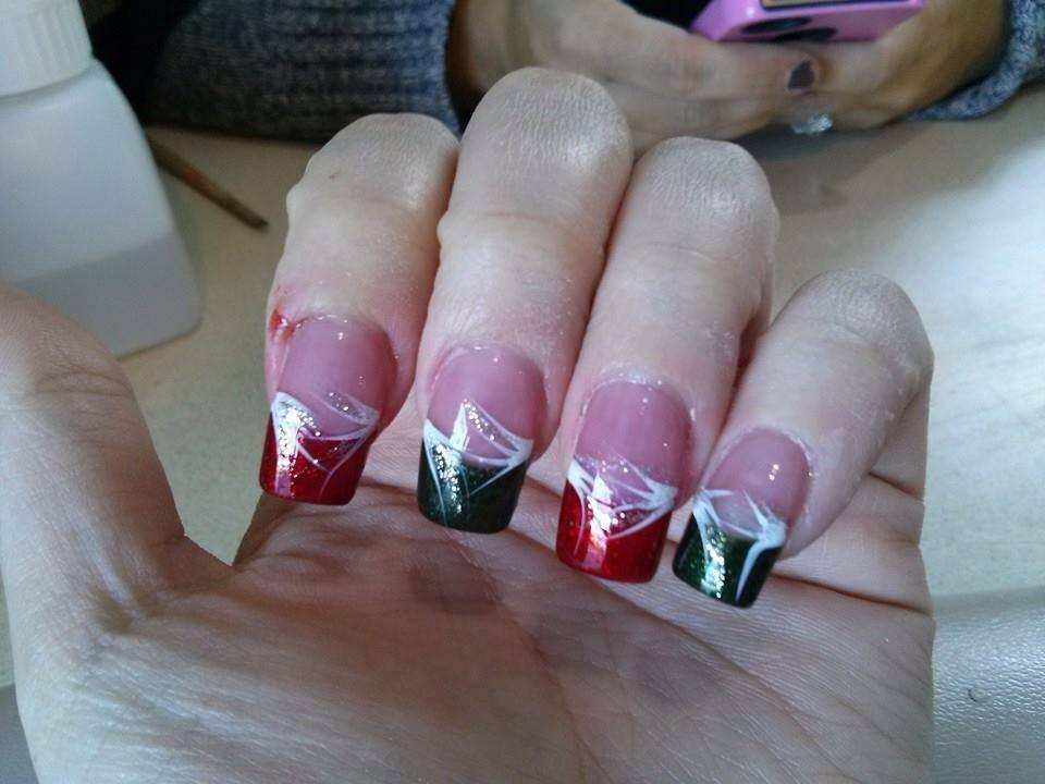 Blade nails
