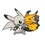 Pallet Swap: Pikachu and Mimikyu