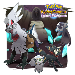 PMD: Team Aether by FezzioBeans