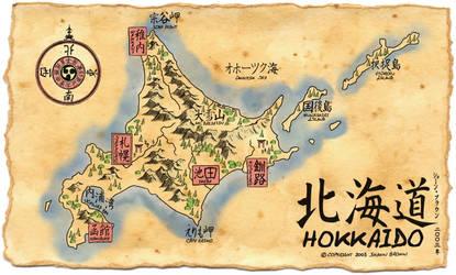Hokkaido by shawnbrown