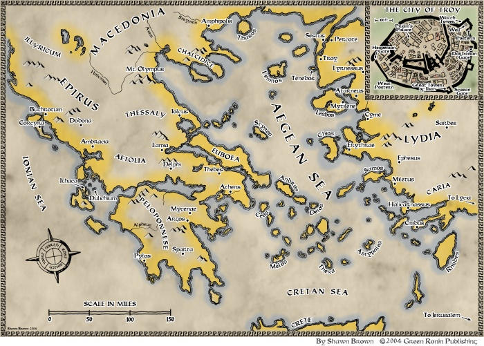 the conflict in the final third of the iliad by homer Resources & lessons on ancient greece ancient greece by: lapaun loading livebinder ancient greece search: sign up log in.