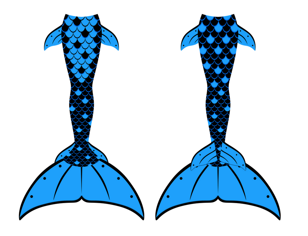 Tail Design Commission 2 (Mermaid Lunette) by Hydra1337