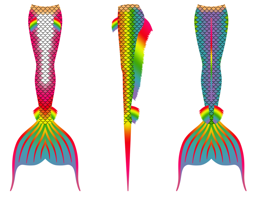 Tail Design Commission 3 (Mermaid Kelly) by Hydra1337