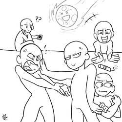 Draw The Squad Random by AriaKey