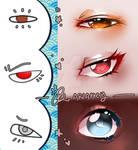 Eye challenge by AriaKey