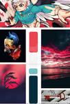 palette board