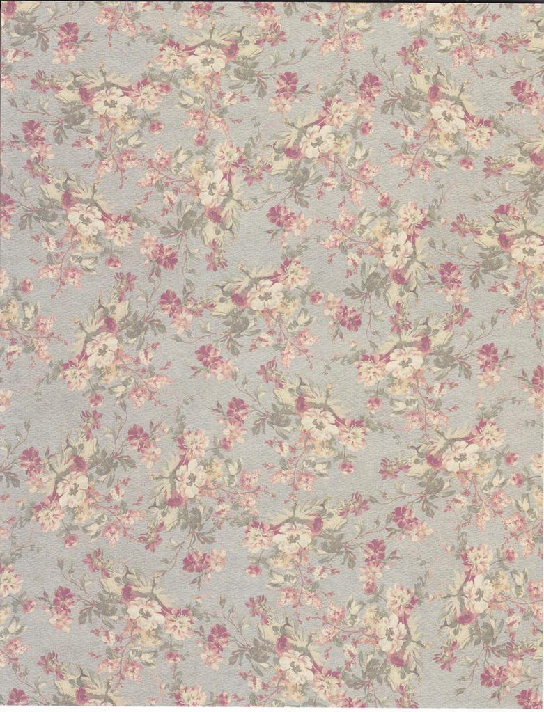 Floral Vintage. by ChristianLuannStock