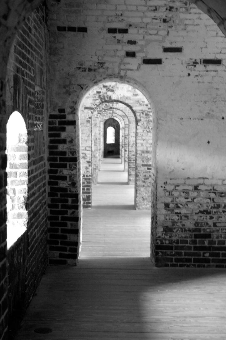 Fort Macon by rememberthename