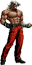 95 Omega Rugal by asura14k2