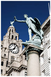 Crowning of the Liver Bird by AndrewNickson
