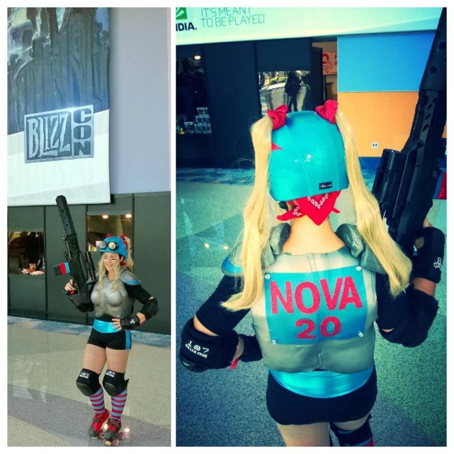 Nova Real Roller Derby Skin by Shyrisss