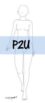 P2U base - walking02