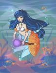 Mermaid Mage