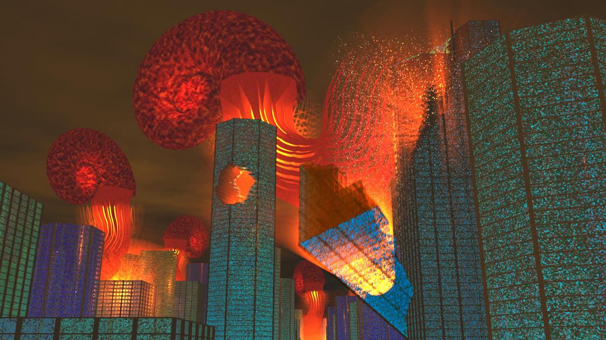 Apocalypse 2040 by ManyardButler