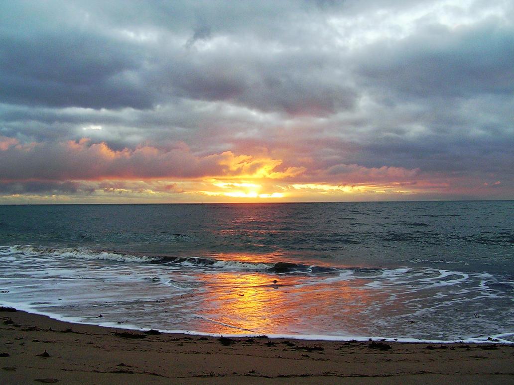 Mandurah Shoreline by ManyardButler