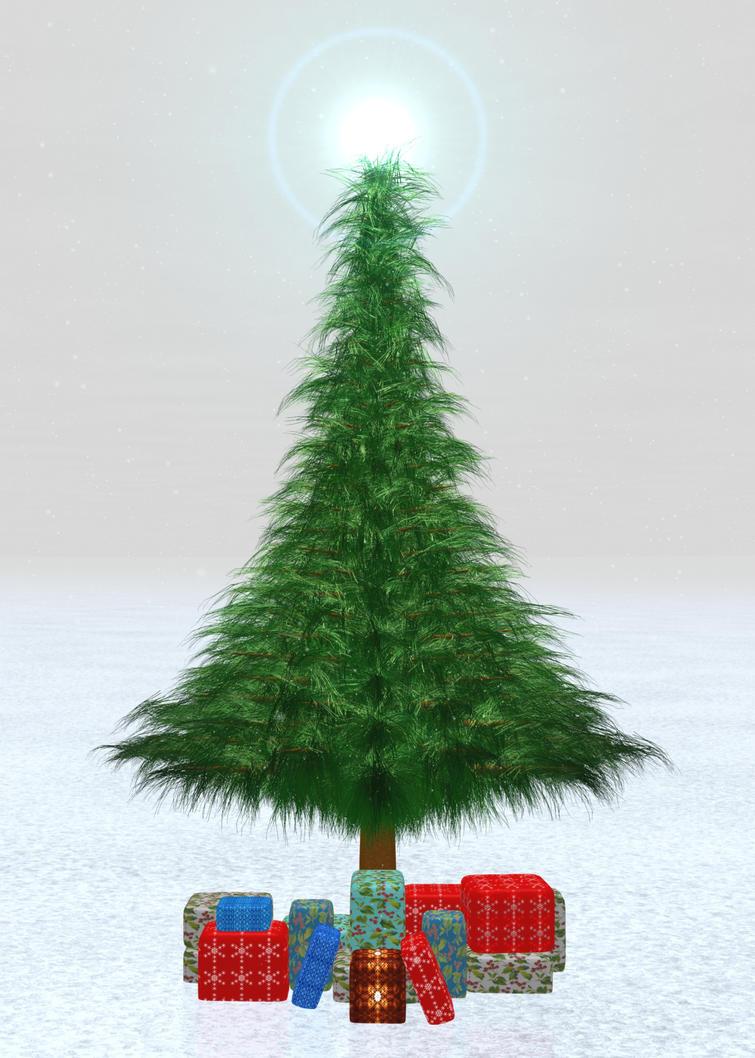 Christmas Tree 2016 by ManyardButler