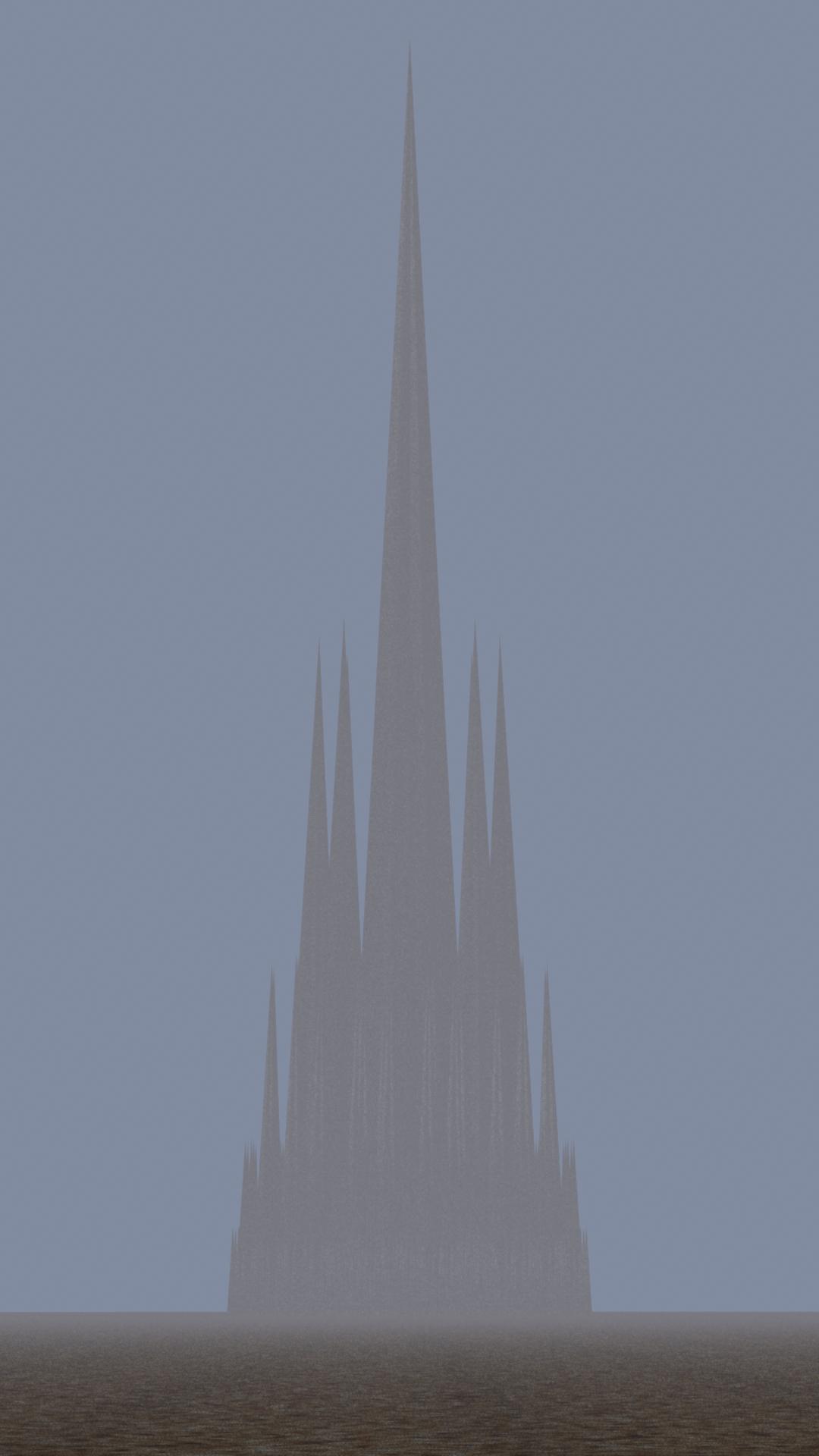 The Black Tower of Tartarus 1