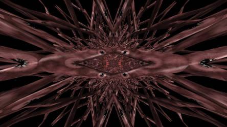 Goddess of Spiders: Manifestation Stage V