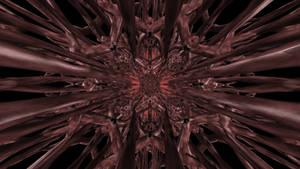 Goddess of Spiders: Manifestation Stage VI by ManyardButler