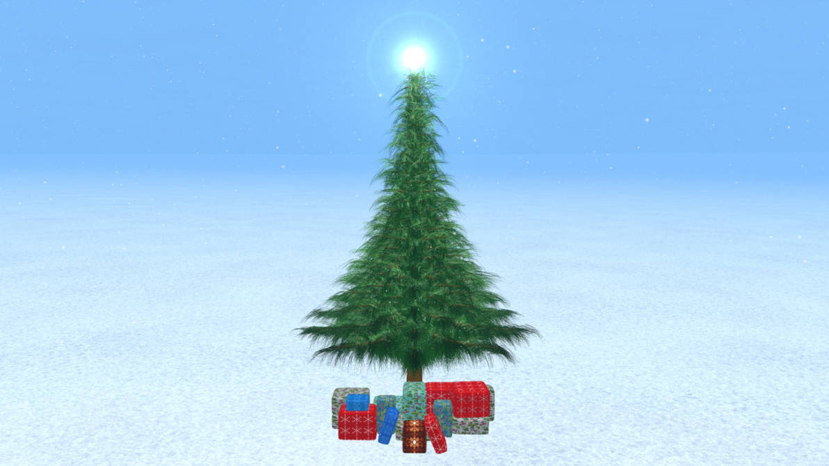 Christmas Tree 2018 by ManyardButler