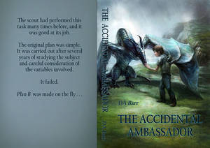 The Accidental Ambassador - covers