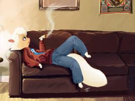 CDD: Smokin' Greens by Ec8er