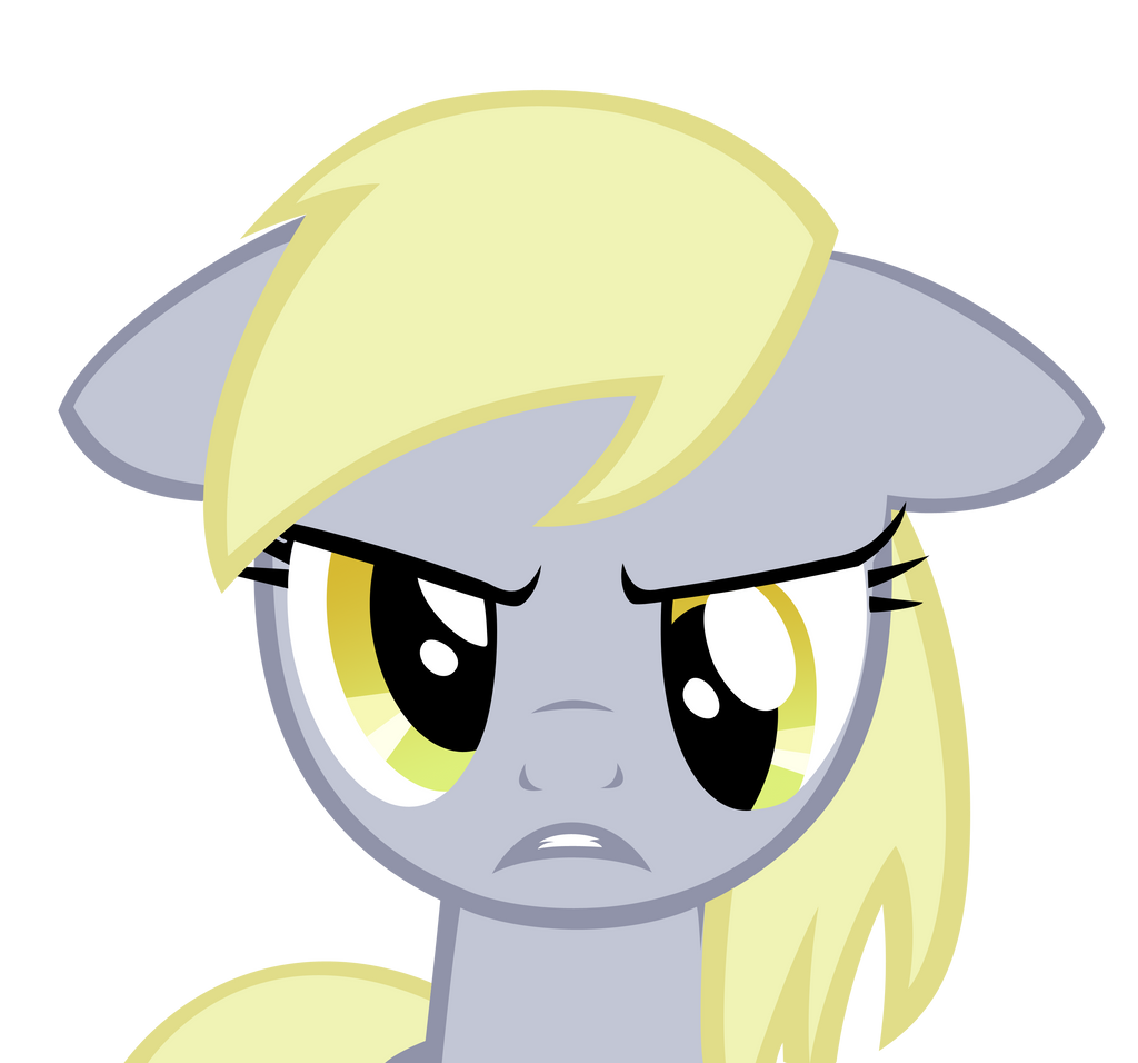 Angry Derpy