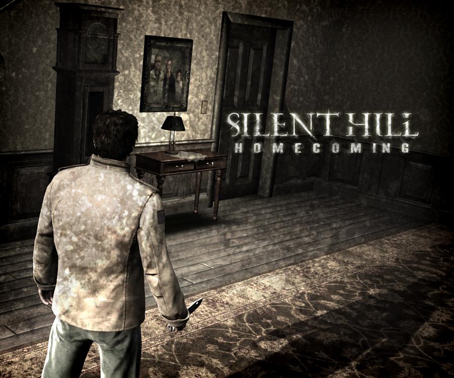 Игры серии Silent Hill для X-BOX 360
