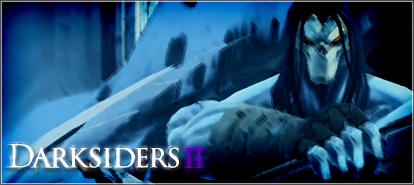 Darksiders II Death signature by AShinati