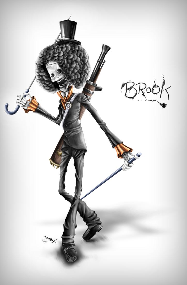 Brook by AShinati