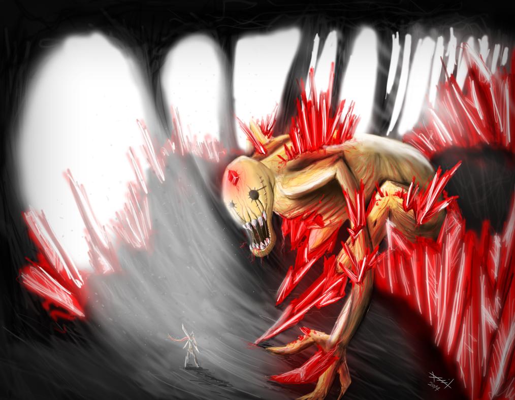Boos Fight by AShinati