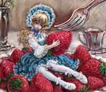 Season of  strawberries