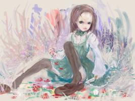 Flower Killer by DensenManiya