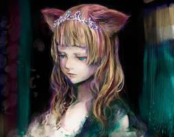 Queen by DensenManiya