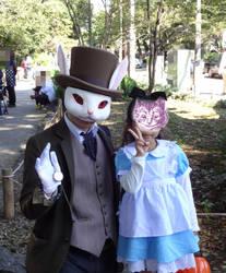 Yokohama Halloween walk 2013 (03) by DensenManiya