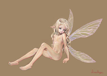 Fairy by DensenManiya