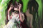 Melancholia green