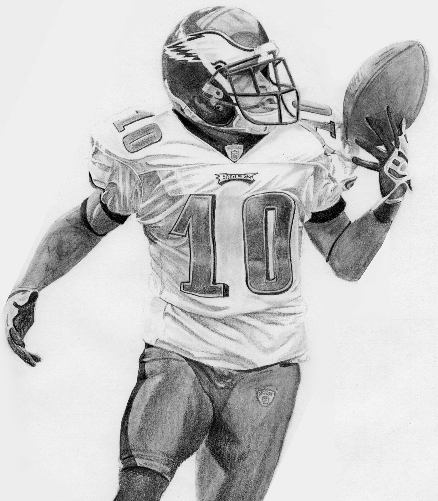 The best free Nfl drawing images. Download from 764 free ... |Nfl Drawings