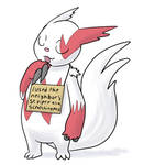 Pokemon Shaming: Zangoose