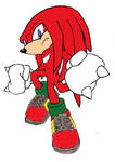 Knuckles by Marco-the-Scorpion