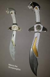 My Saba Swords.