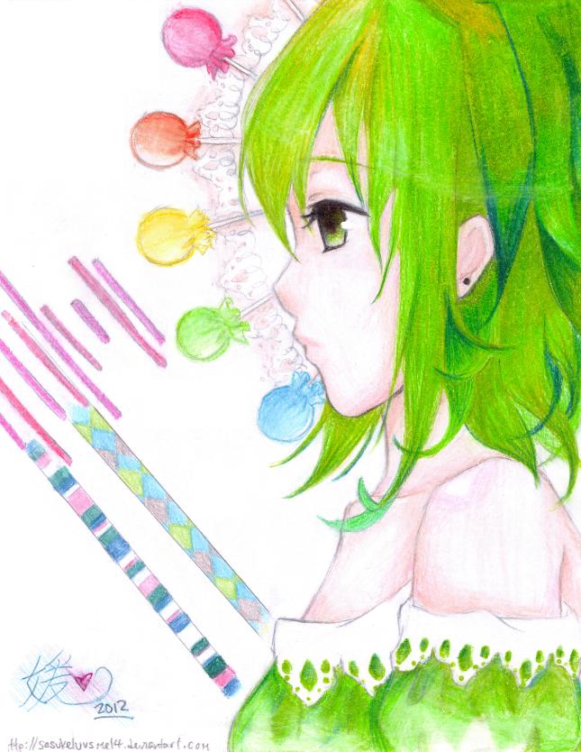 GUMI: Sweet Illusion by sasukeluvsme14