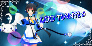 .:LUO TIANYI:. by GrayFullbuster21