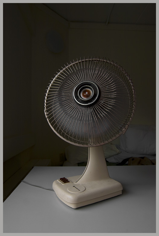 Ventilateur by Delacorr