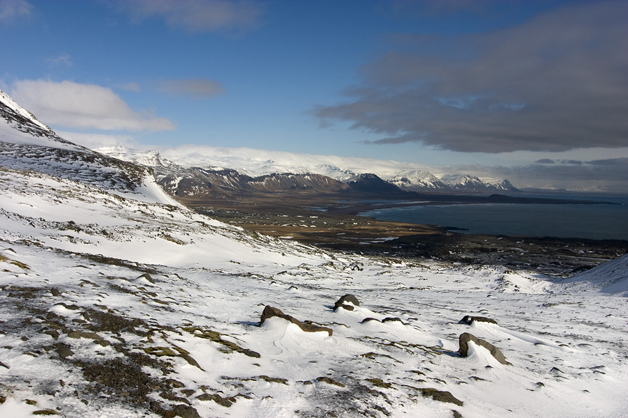 From Snaefellsjokull by Delacorr