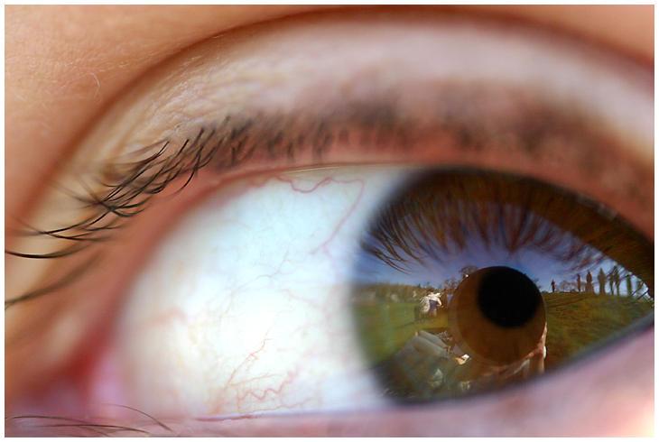 The Eye by Delacorr