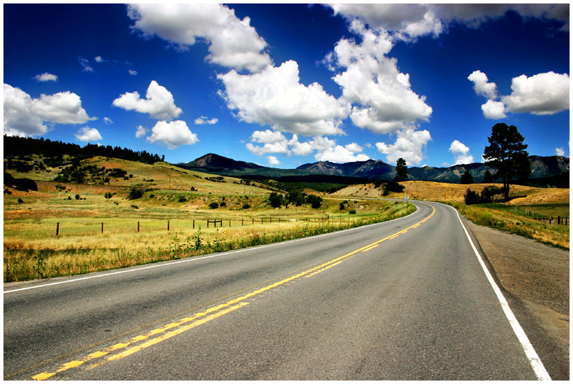 Open Road Wallpaper Life Main