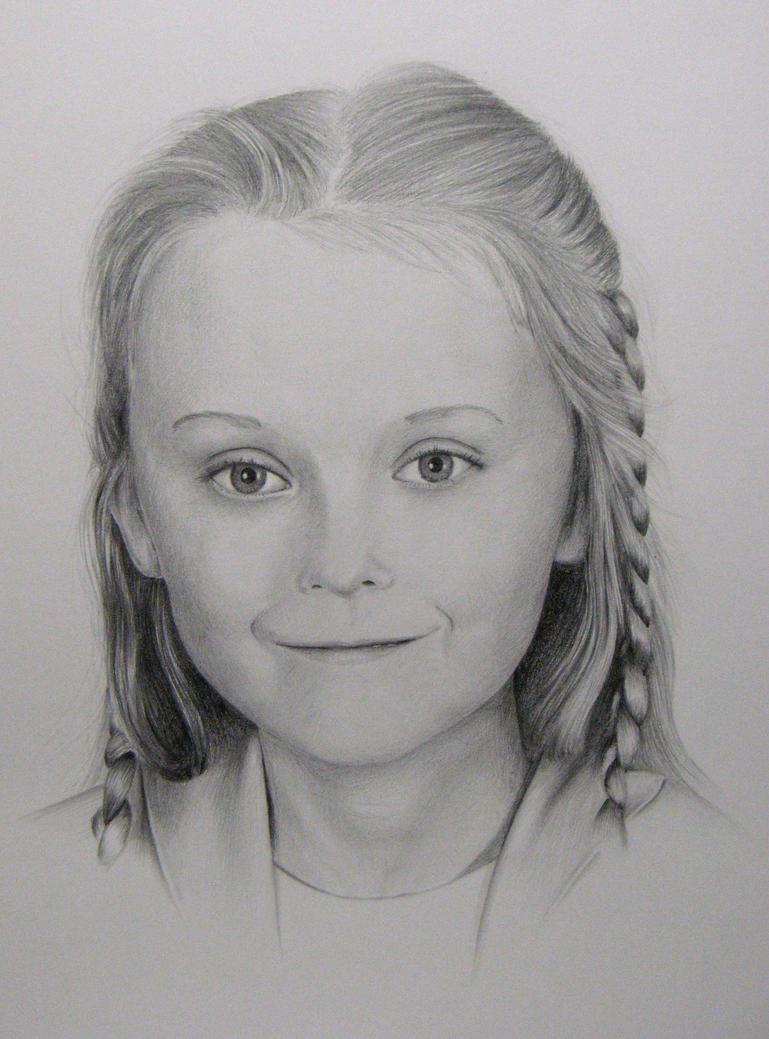 Little Girl  II - 2012 by incasent