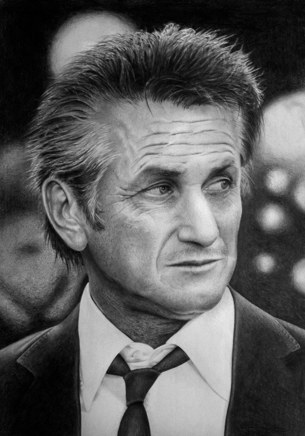 Sean Penn. - 2013 by incasent