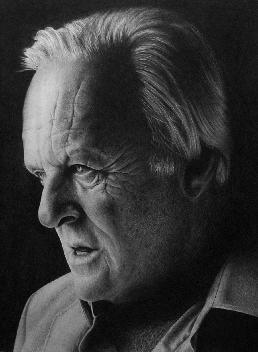 Sir. Anthony Hopkins - 2013 by incasent